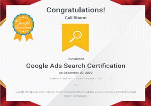 googleadssearchcertification